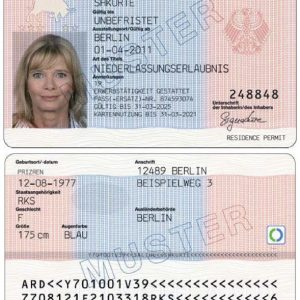 Germany Permanent Residence