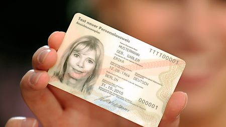 How To Get German Id Card