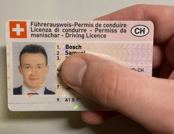 Getting A Swiss Driver's License
